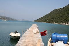 La baie d'Aperlae