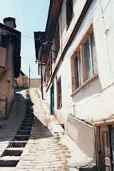 Vieux quartier d'Elmali à 60 mn de Finike