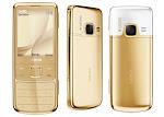 Nokia anuncia celular de ouro por menos de mil reais.