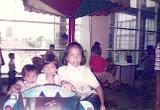 Aku Bersama dengan Kakak dan adiku sewaktu kecil