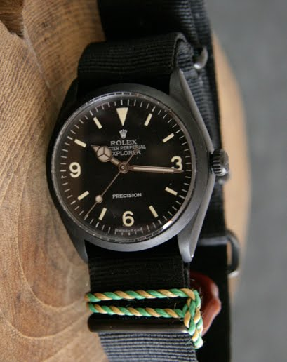 Vintage Rolex Explorer Watches