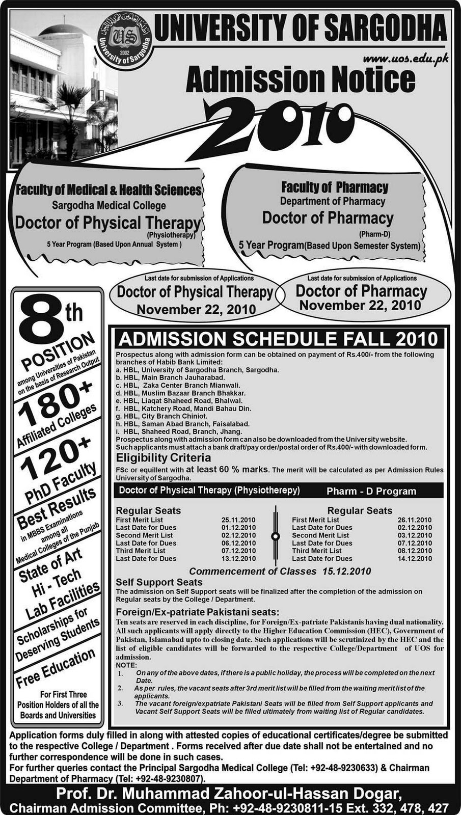 uos outline Get full details about bs in mathematics at university of sargodha uos.