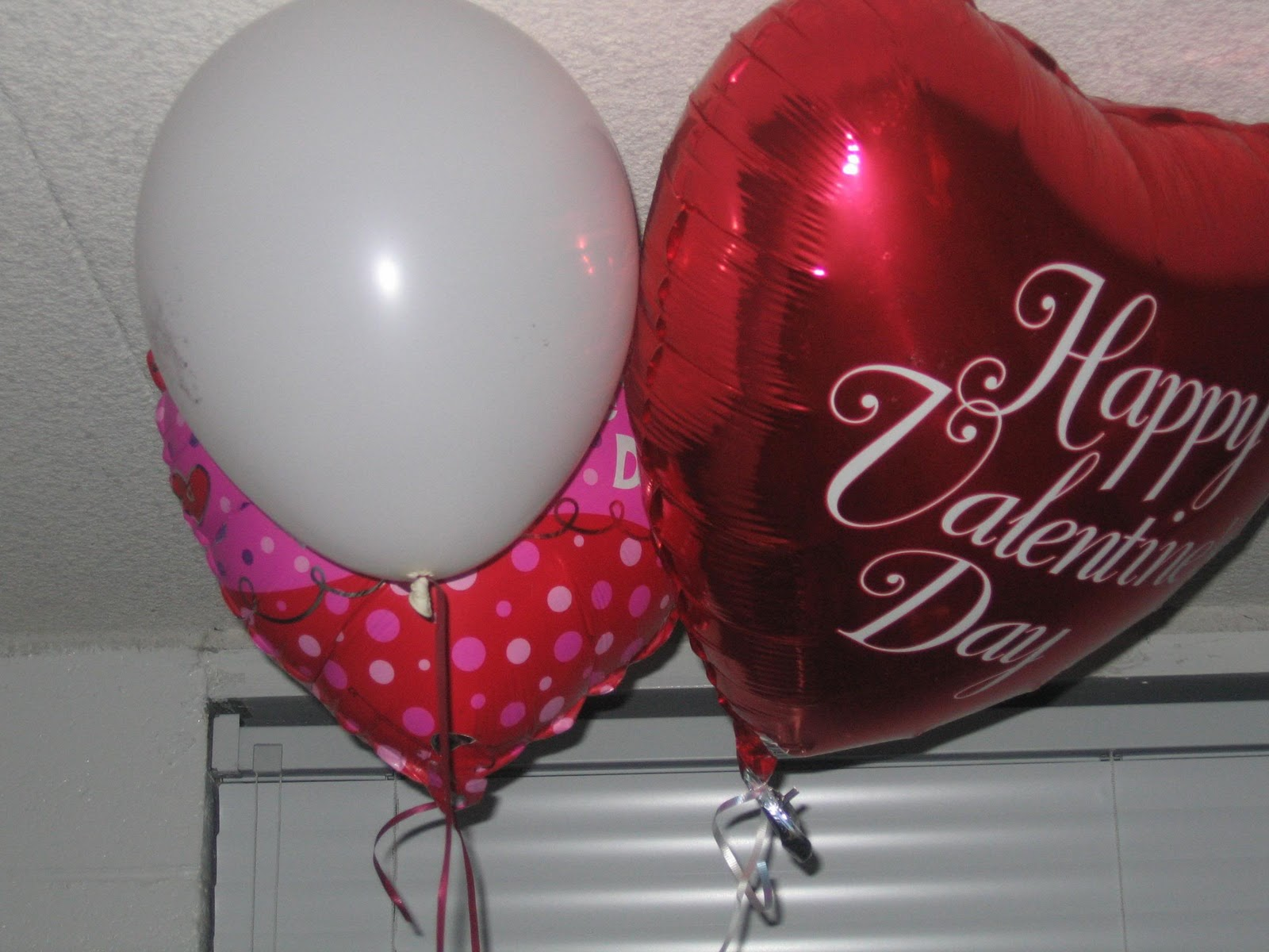 This Valentine's Day Beautiful Balloons Seen On www.coolpicturegallery.us