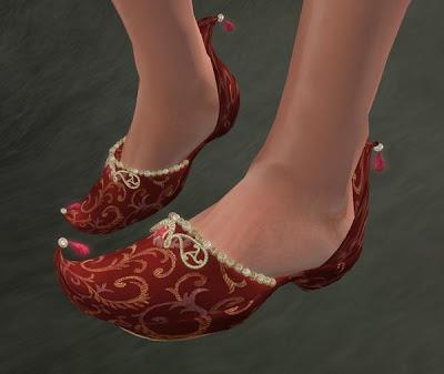 sandal unik