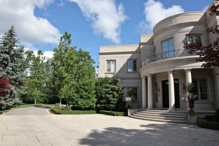 World's Most  Expensive House in Toronto   Seen On www.coolpicturegallery.us