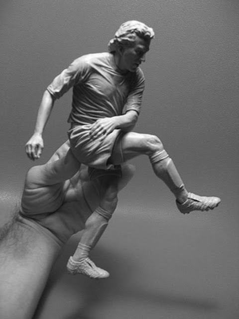 Creative Sculptures By Adam Beane Seen  On www.coolpicturegallery.us