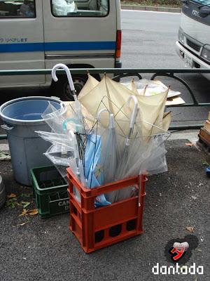 umbrella by dantada