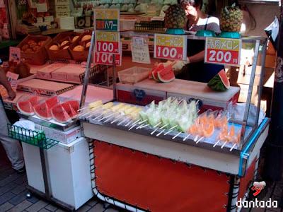 frutas ueno by dantada