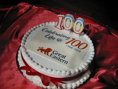 100 Tahun Diraikan.... 1908-2008