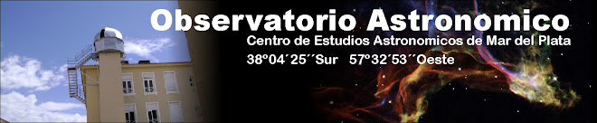 Observatorio Astronomico CEA Mar del Plata