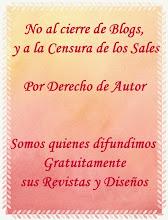 Apoyo a las Amigas blogueras!