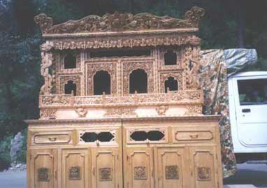 Digital Tibetan Buddhist Altar Shrine Or Altar Designs