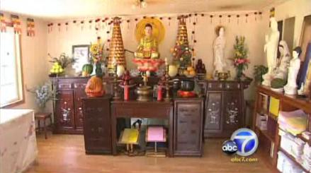 Modern Buddhist Altar Design. 8 Of 16 Buddhist Retreat By Imbue ...