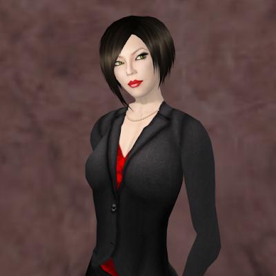 suits for women. Black Suit for Women