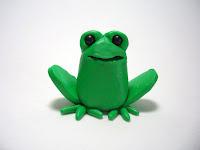Wee Frog prototype