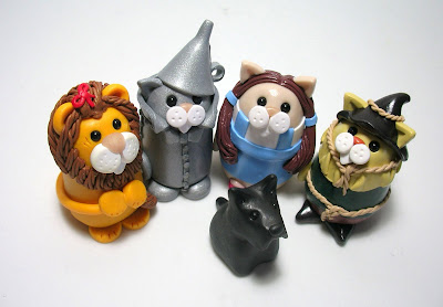 The Wizard of Oz Cats