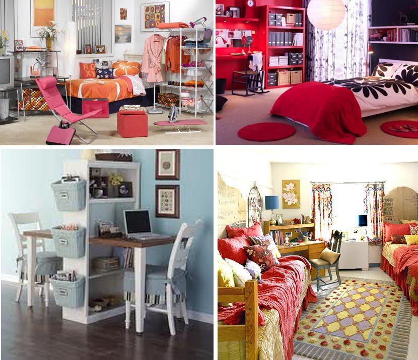 Decorating Ideas > Dorm Room Decorating Ideas Photograph  Shabby Chic Blonde ~ 071733_Chic Dorm Room Ideas