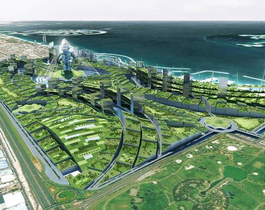 International Study Of RE-Regions Dubaiu0026#39;s Self Sufficient Ecotopia