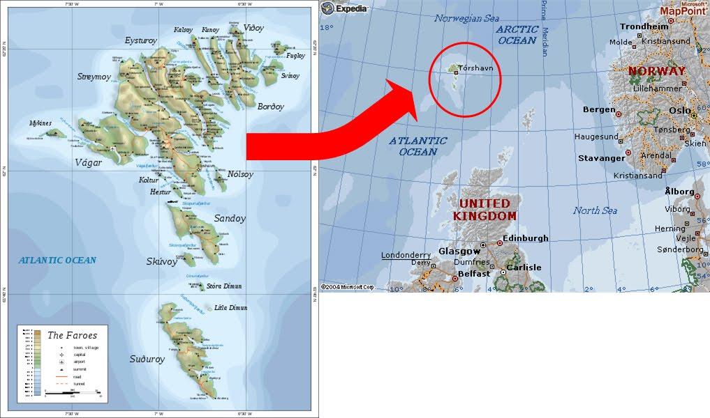 International Study of RE-Regions: Faroe Islands, Denmark