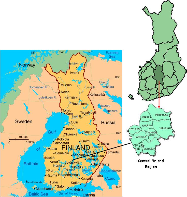 International study of re regions central finland region finland central finland region finland gumiabroncs Gallery