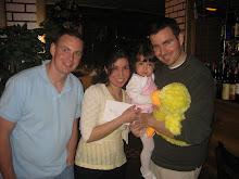 Brian, Lori, Mia, Erik  Easter Sunday