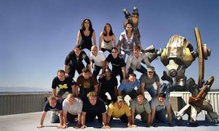 Valve's Human Pyramid