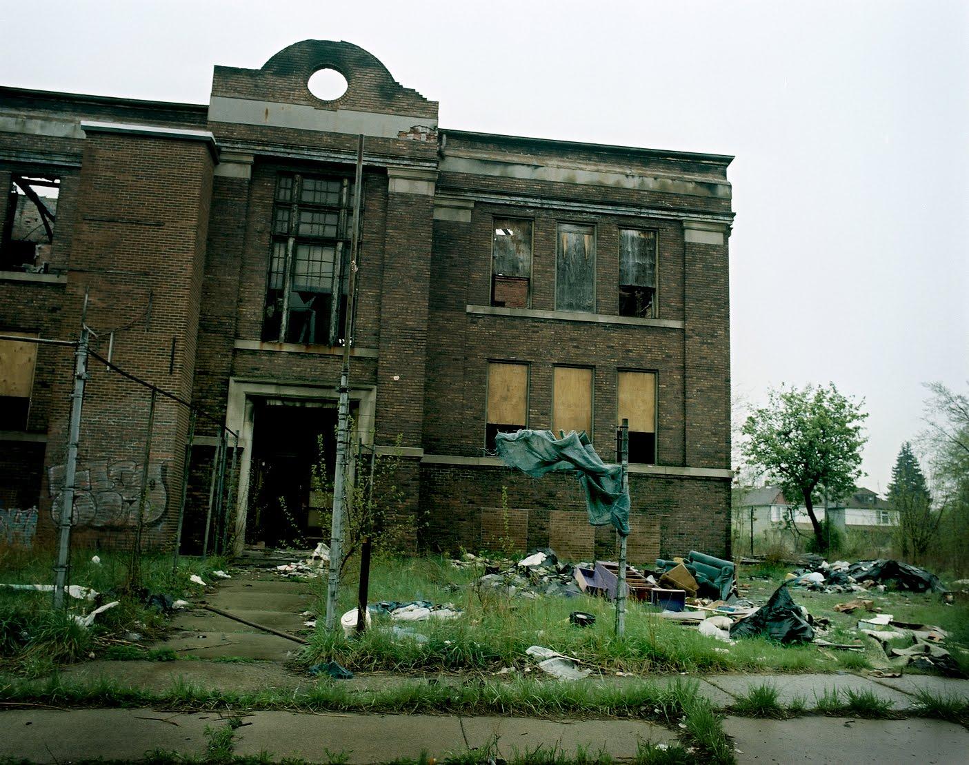 Detroit School Closings