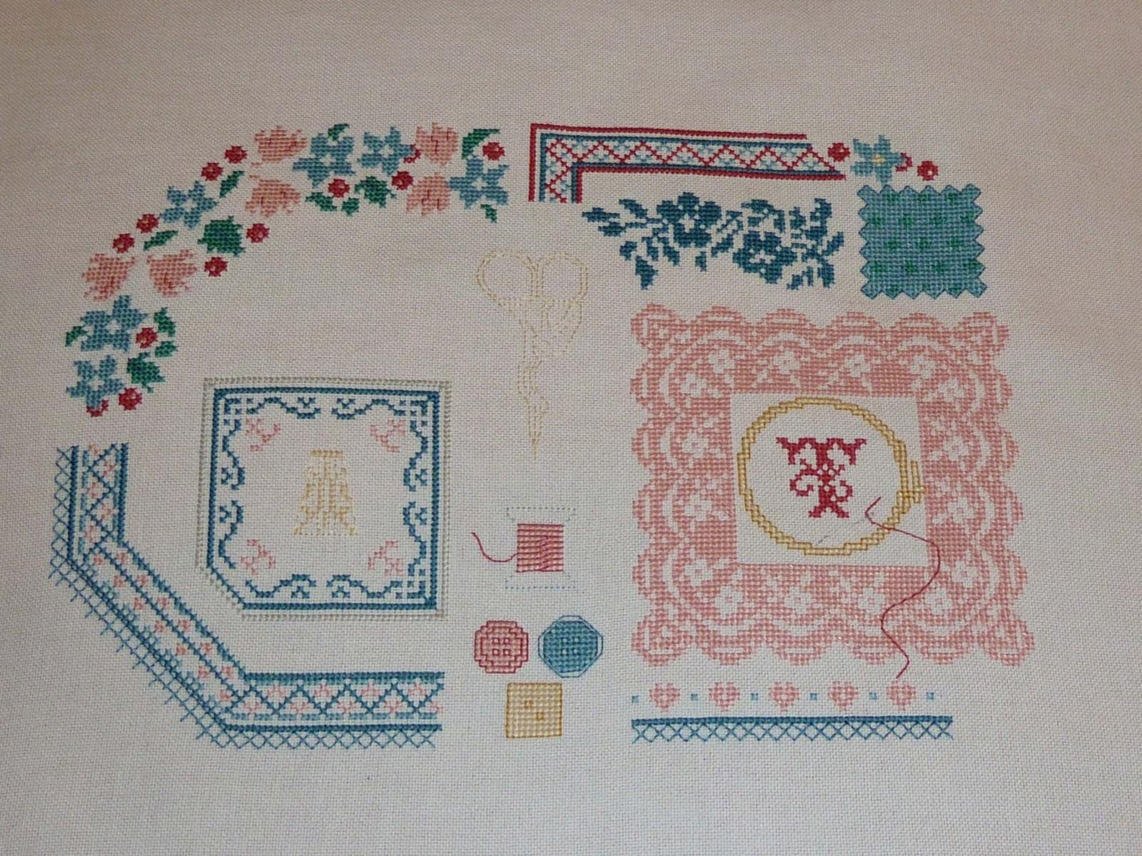 Большая статья о вышивке редворк (Redwork). Блог «М.П. Студии» 9
