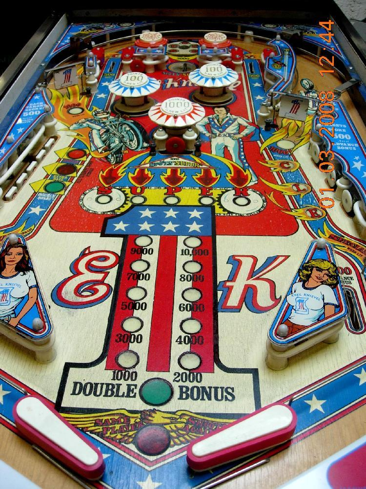 pinball machine review