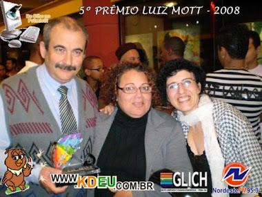 Prêmio Luiz Mott 2008 - Espetáculo Romeu & Romeu