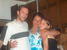 Viljem, Mirjam and me