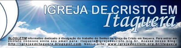 IGREJA DE CRISTO EM ITAQUERA