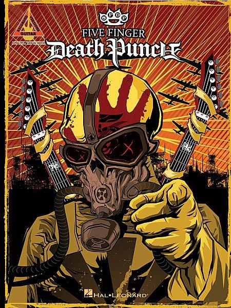five finger death punch rar