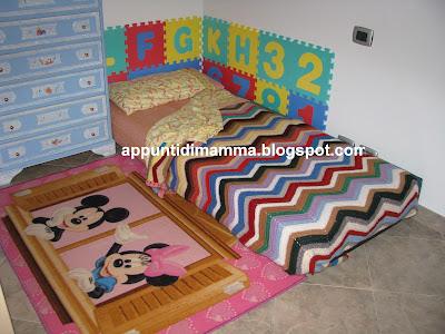 Appunti di mamma il nostro lettino montessoriano - Ikea letto montessori ...