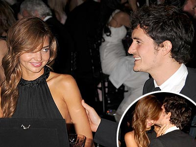 orlando bloom and miranda kerr wedding photos