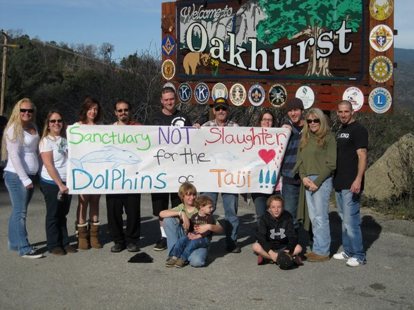 World Wide Day of Action for the Dolphins of Taiji 01/15/11