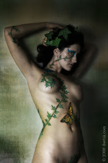 Original Body Painting