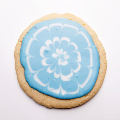 for years to make a sugar cookie with royal icing. I think royal icing ...