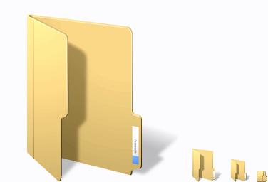 Una carpeta se crea en Windows de forma similar a como se hace en DOS ...