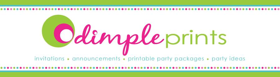 Dimple Prints