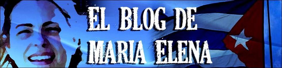 El blog de Maria Elena