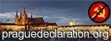 Firme la declaracion de Praga contra el comunismo