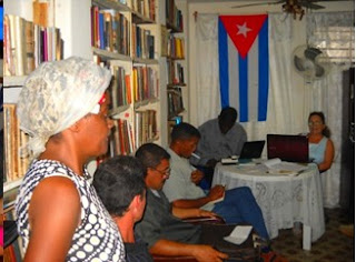 sobre la RED DE BIBLIOTECAS CIVICAS REINALDO BRAGADO Encuentro6