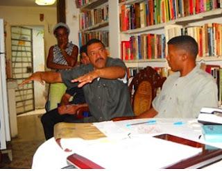 sobre la RED DE BIBLIOTECAS CIVICAS REINALDO BRAGADO Encuentro1