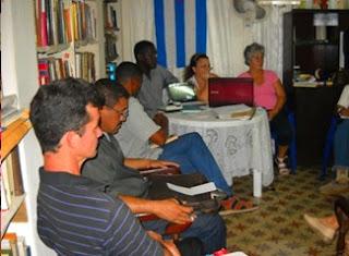 sobre la RED DE BIBLIOTECAS CIVICAS REINALDO BRAGADO Encuentro3