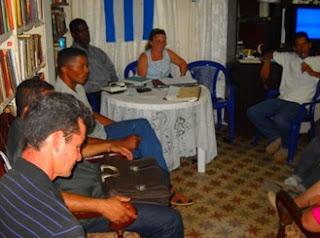 sobre la RED DE BIBLIOTECAS CIVICAS REINALDO BRAGADO Encuentro5