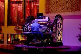 Wurlitzer Organ Console
