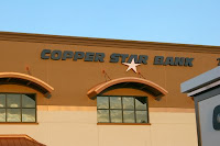 The Copper Star Bank was voted Best of Deer Valley 2009 by Deer Valley Magazine