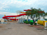 Renovations Underway at WaterWorld Safari in North Phoenix