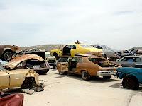North Phoenix Classic Car Junkyard